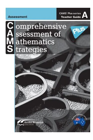 CAMS Plus - Teacher Guide A