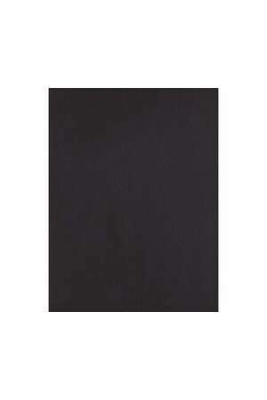 Canvas Boards - Black: 6 x 8""
