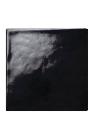 Ceramic Tiles - Black (Pack of 6)