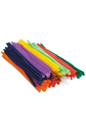 Chenille Stems - Giant (Pack of 100)