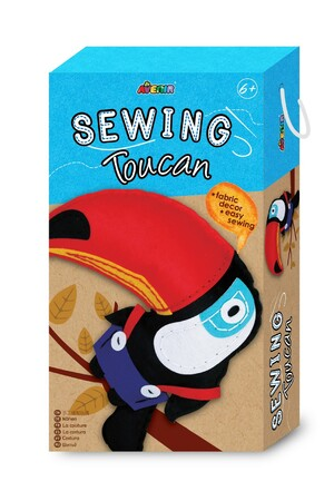 Avenir - Sewing Kit: Toucan