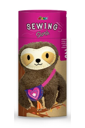 Avenir - Sewing Doll: Sloth