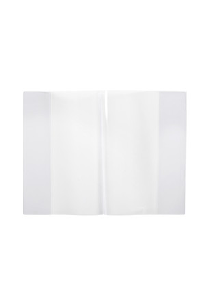Contact Book Sleeves (Slip On) - A4: Clear (Pack of 5)