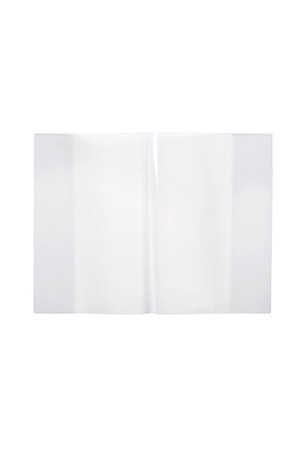 Contact Book Sleeves (Slip On) - 9x7: Clear (Pack of 5)