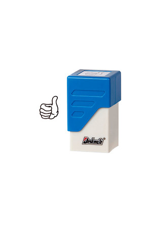 Deskmate Stamp Square - Emoji: Thumbs Up