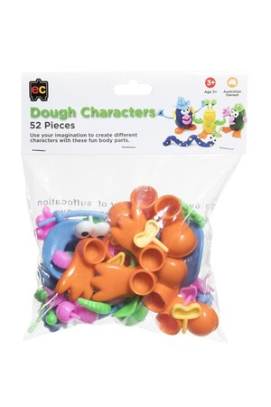 Dough Characters - Pack of 52