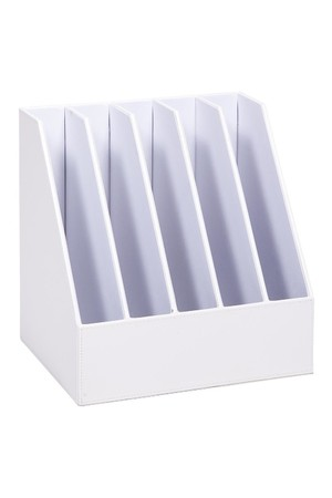 All Sorted File Keeper - White