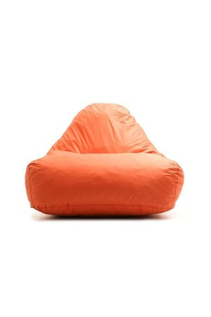 Small Chill-Out Chair: Orange