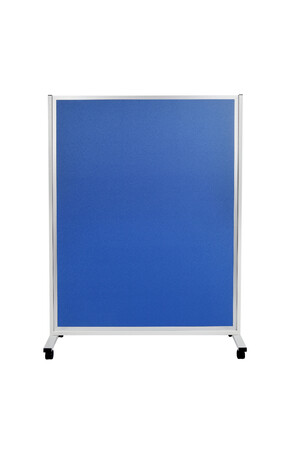 Esselte - Mobile Display: Blue (150 x 120cm)