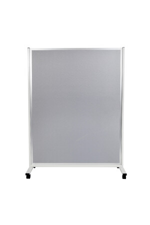 Esselte - Mobile Display: Grey (150 x 120cm)