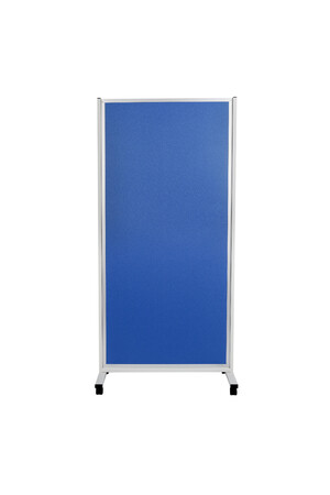 Esselte - Mobile Display: Blue (180 x 90cm)