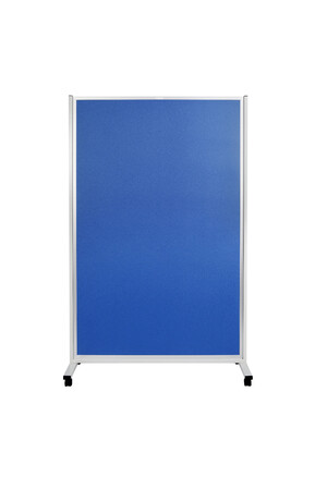Esselte - Mobile Display: Blue (180 x 120cm)