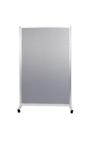 Esselte - Mobile Display: Grey (180 x 120cm)