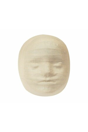Papier Mache - Child Face Masks (Pack of 10)