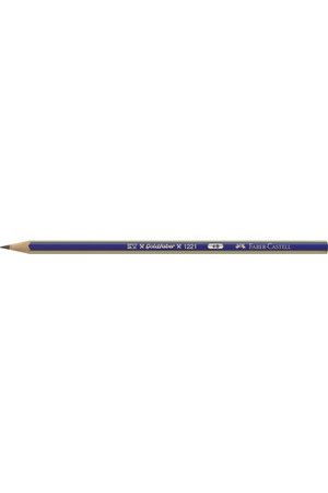 Faber-Castell Goldfaber Lead Pencil - Graphite: 4B (Box of 12)