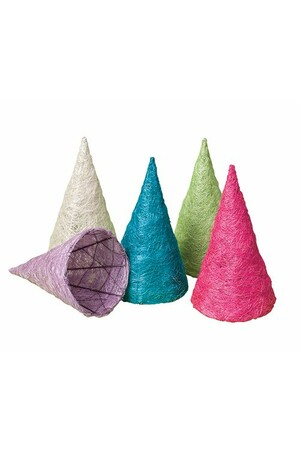 Fibre Cones - Pack of 10