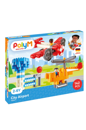 Poly M - City Airport Kit