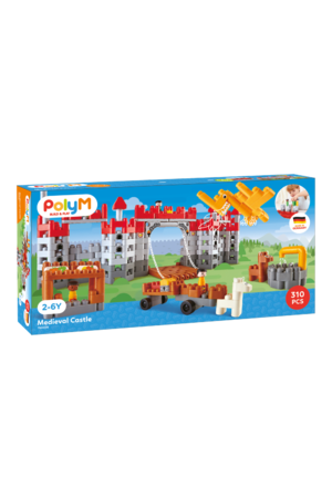 Poly M - Medieval Castle Kit