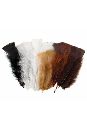 Feathers - Natural (60g)