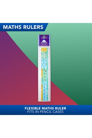Mathematics Ruler for Pencil Case