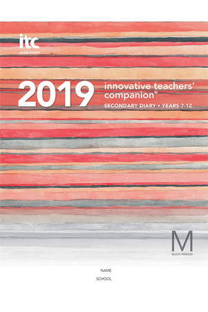 2019 Innovative Teachers' Companion - Secondary (Multi-Period)