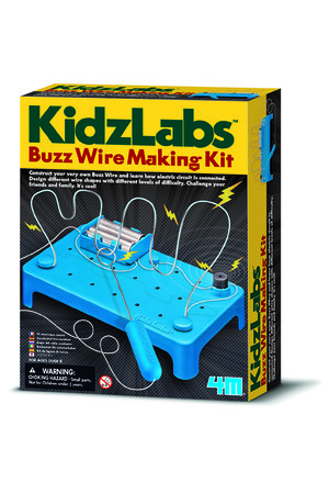 KidzLabs - Buzz Wire Making Kit