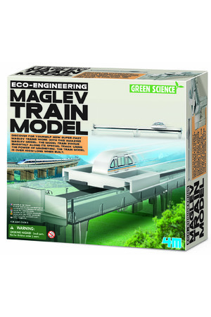 Eco-Engineering - Maglev Train Model