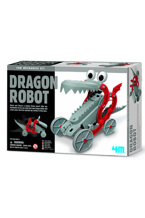 Fun Mechanics Kit - Dragon Robot