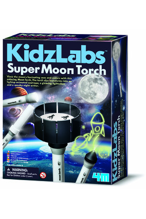 KidzLabs - Super Moon Torch