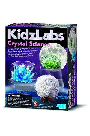 KidzLabs - Crystal Science
