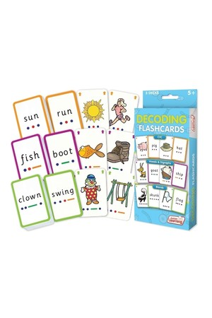 Decoding Flashcards