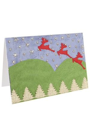 Christmas Decorations & Card Kit