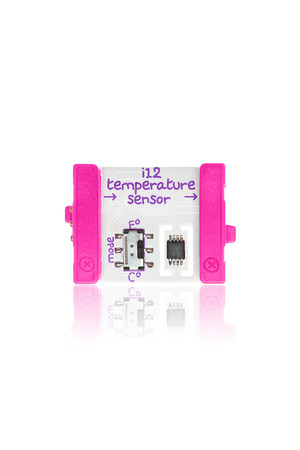 littleBits - Input Bits: Temperature Sensor