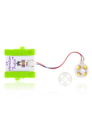 littleBits - Output Bits: Vibration Motor