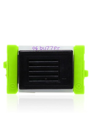 littleBits - Output Bits: Buzzer
