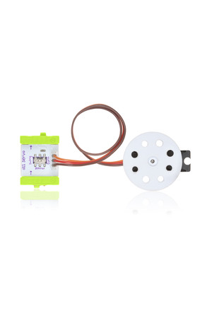 littleBits - Output Bits: Servo