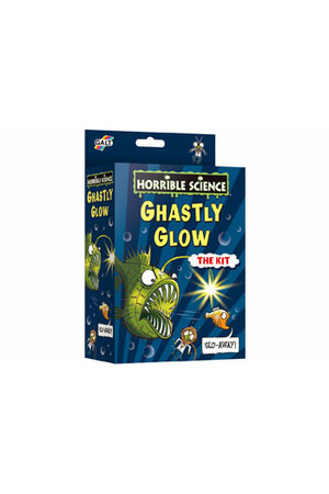 Horrible Science - Ghastly Glow