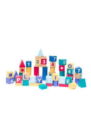 Build and Play - Alphabet Blocks