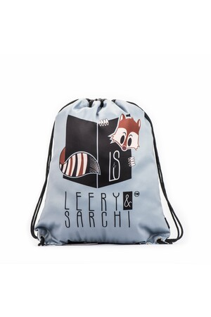 Library Swim Bag - Grey
