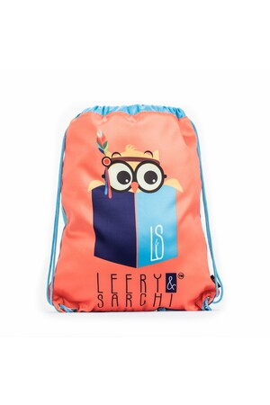Library Swim Bag - Orange