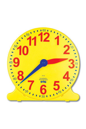 Right On Time - Analogue Student Clocks