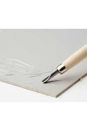 Lino Tile - Smooth Carve
