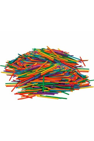 Matchsticks - Coloured (Pack of 5000)