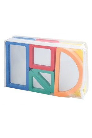 Safety Mirror Blocks - Pack of 10