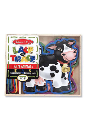 Lace & Trace Farm Animals