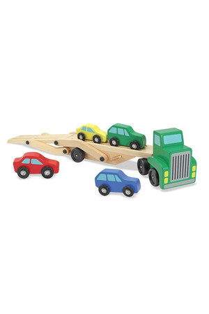 Car Carrier Truck & Cars