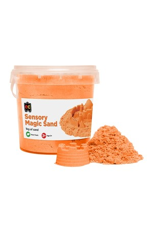 Sensory Magic Sand 1kg - Orange