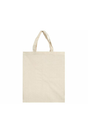 Calico Bags with Handles - Pack of 10
