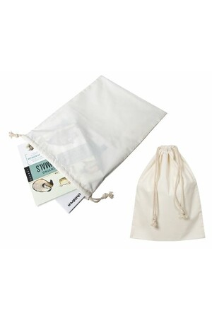 Calico Library Bags - Pack of 10