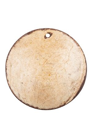 Coconut Shell Disk - Pack of 10